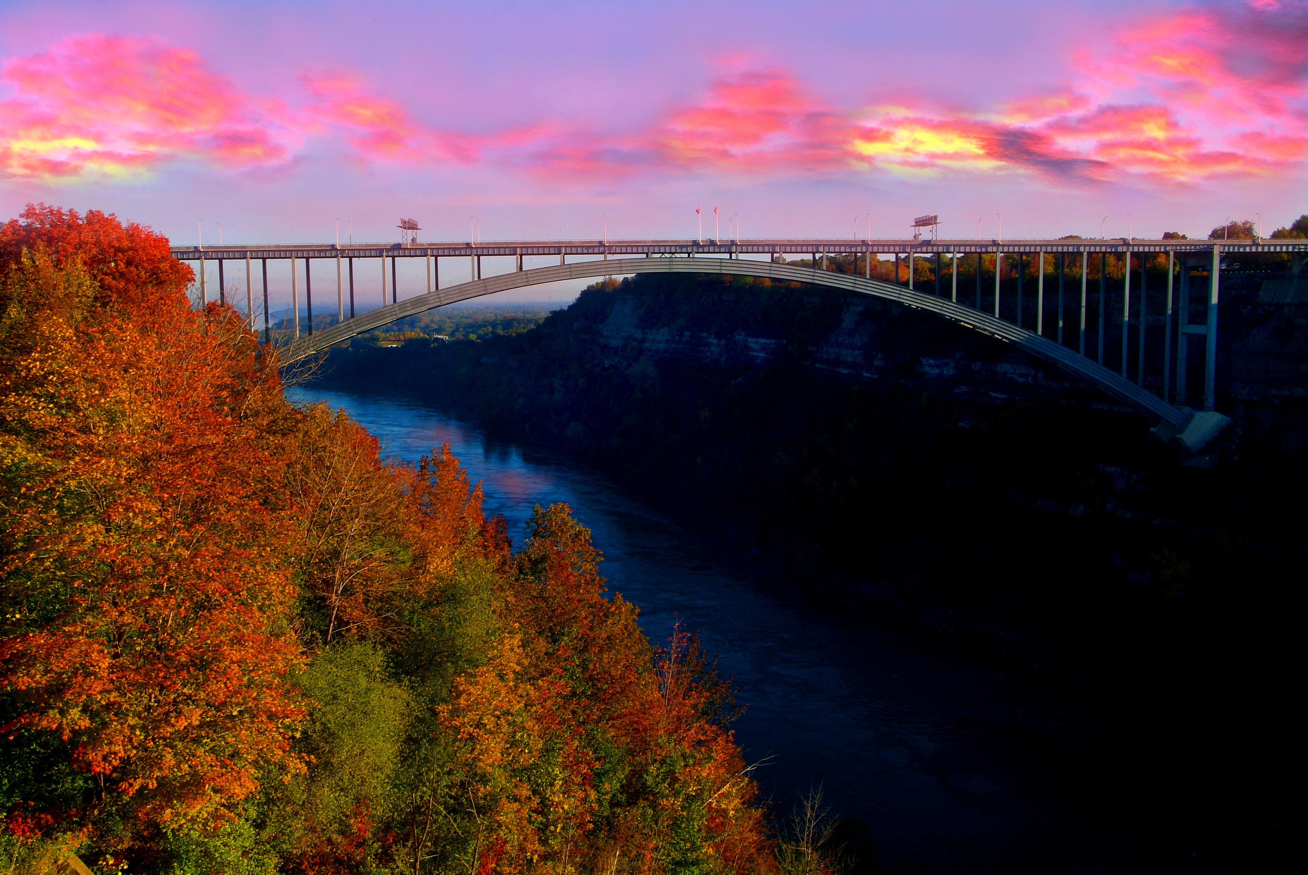 Lewiston Queenston Bridge